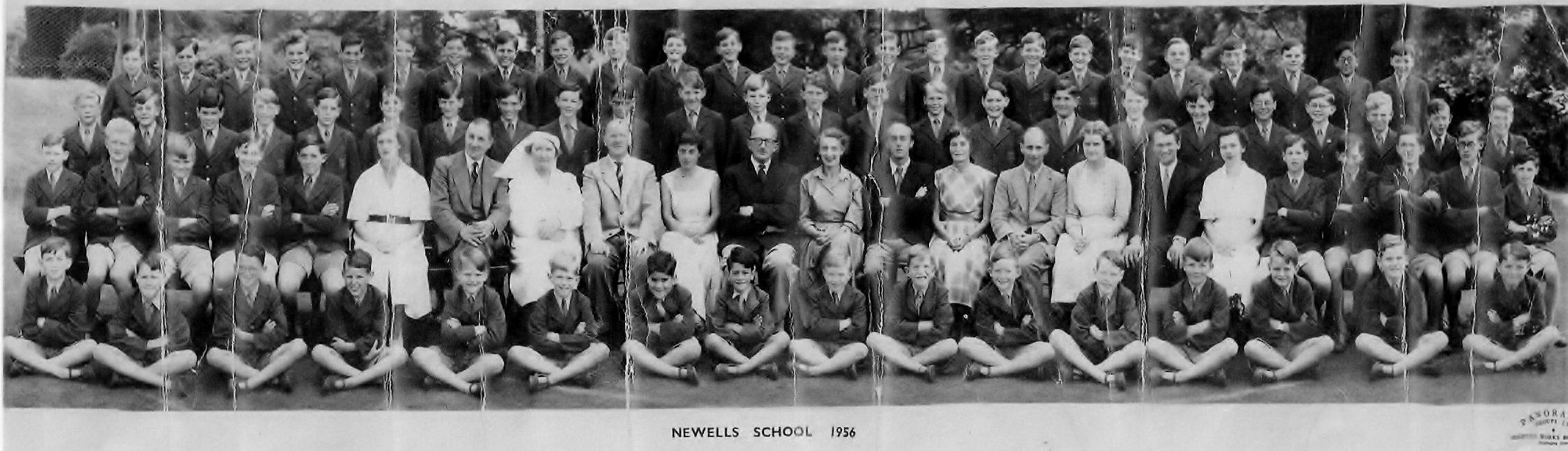 School Photo - 1956