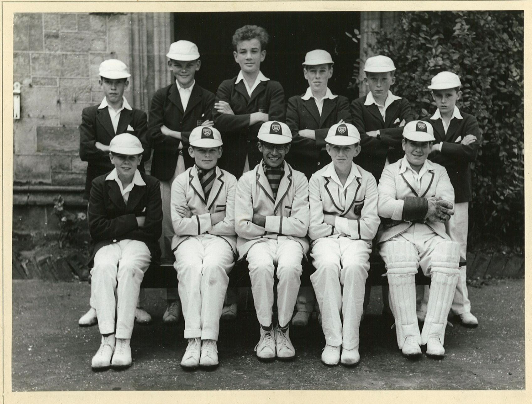 1st XI Cricket team (4)