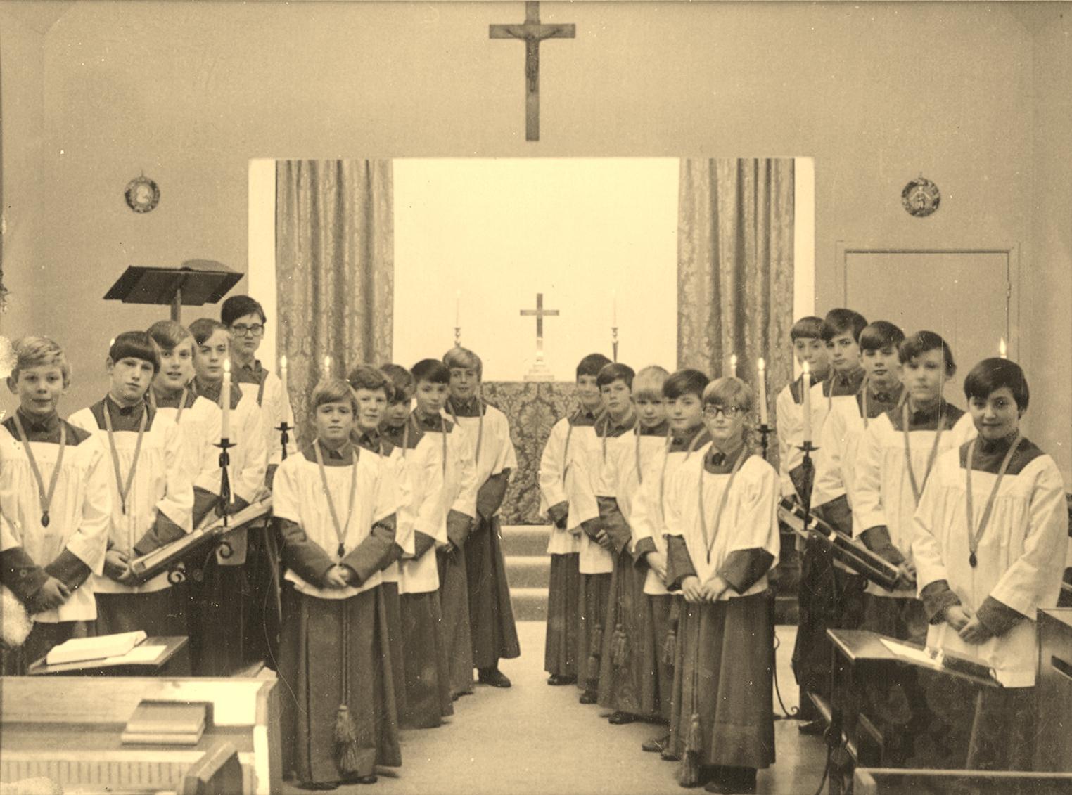 School choir 2