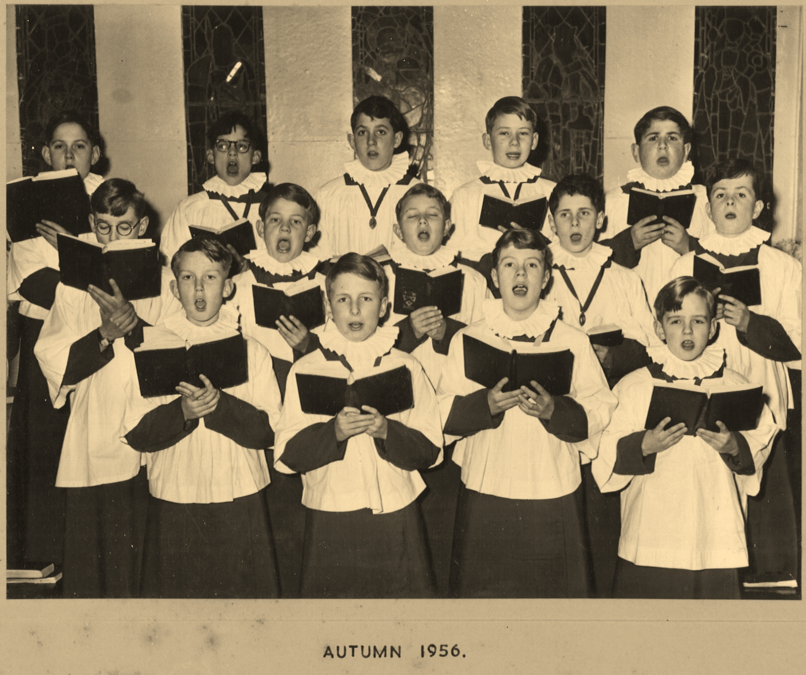 School choir 3