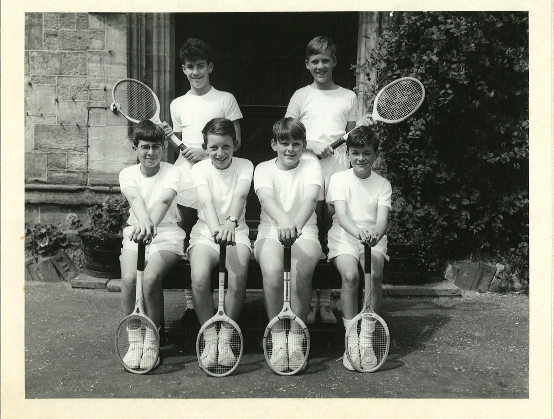 Tennis team (2)