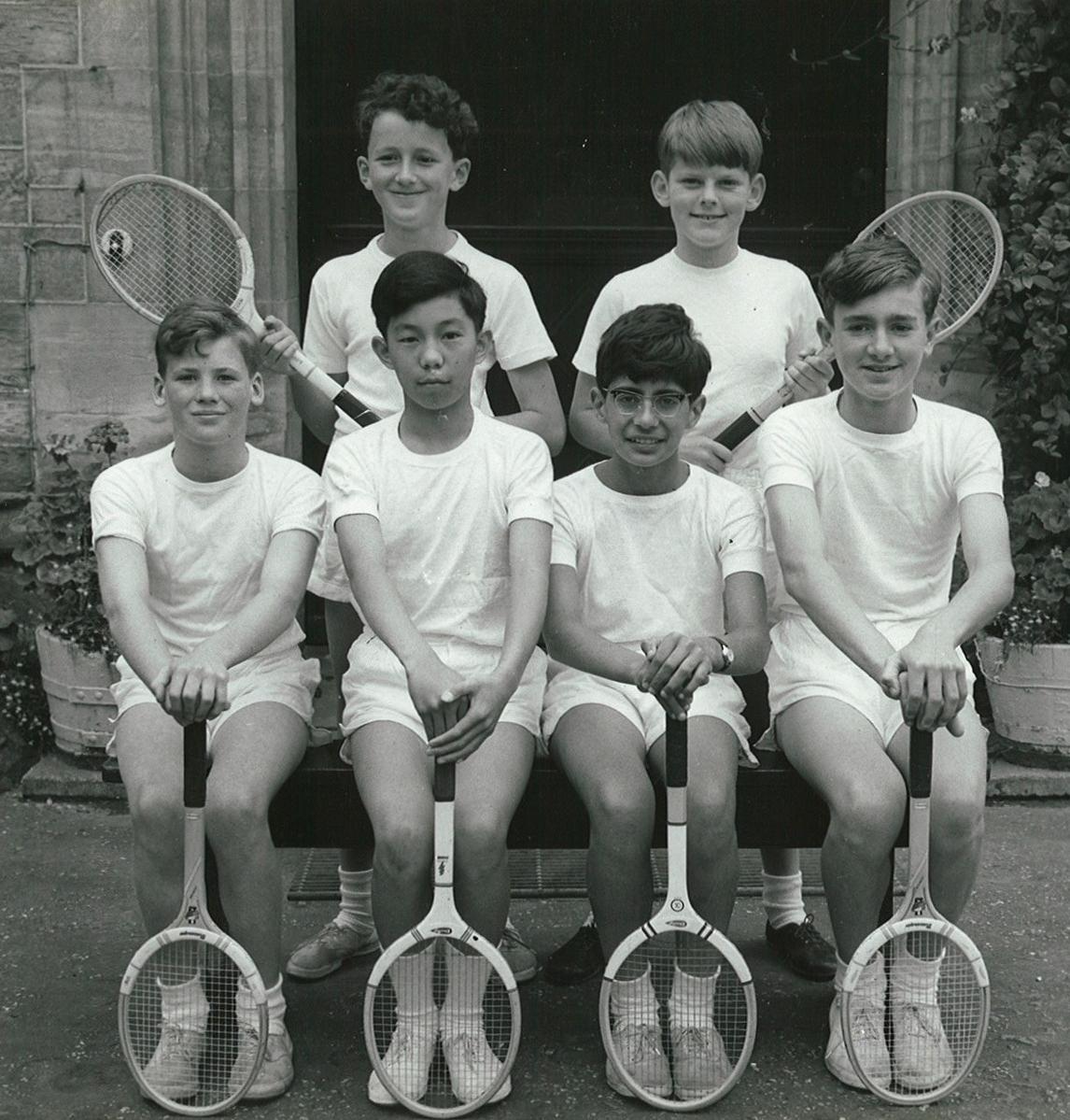 Tennis team (3)