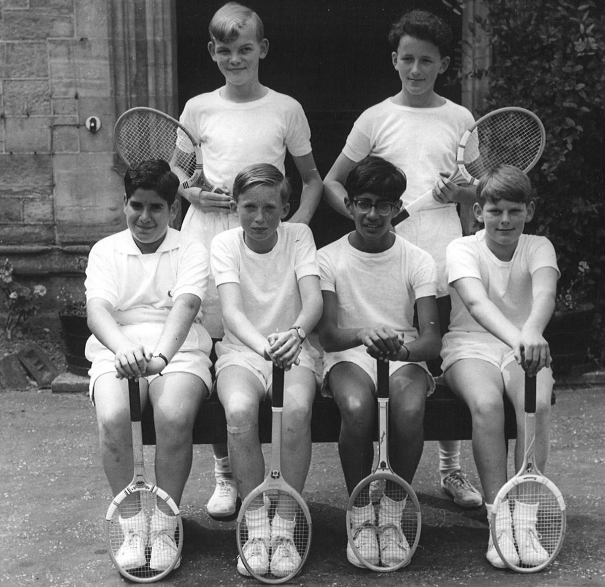 Tennis team (1)