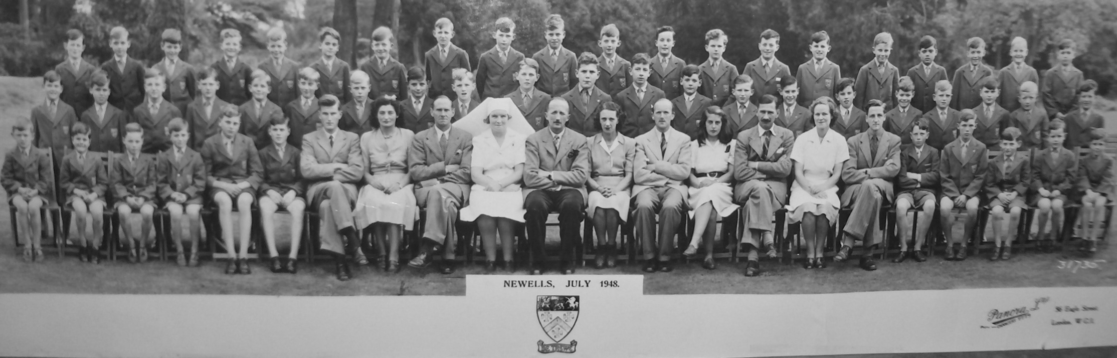 July 1948 School photo